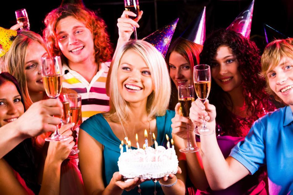 как отметить день рождения в казани