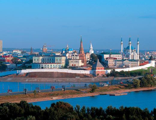 Где отдохнуть в Казани