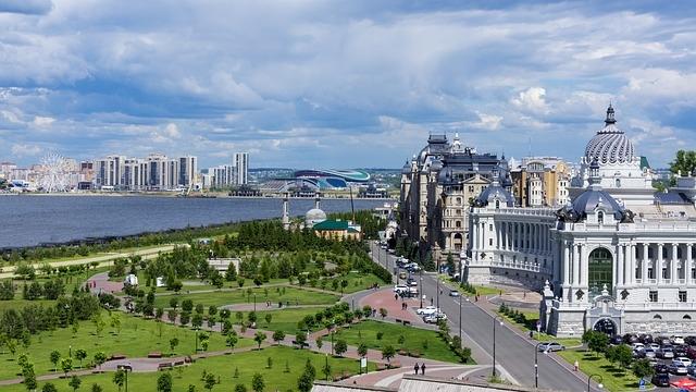 Где отдохнуть в выходные в Казани? Список интересных мест